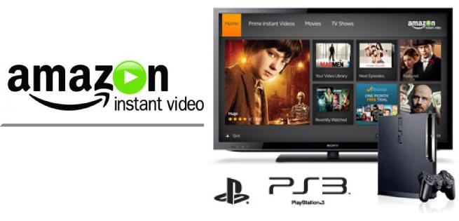 Amazon, PS3
