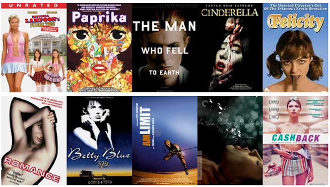 Bateflix lets you search for nudity in netflix update venturebeat - Tv und mediamobel ...
