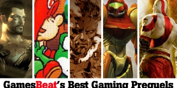 GamesBeat's Top 10 Gaming Prequels