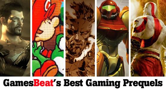 Gaming's Best Prequels