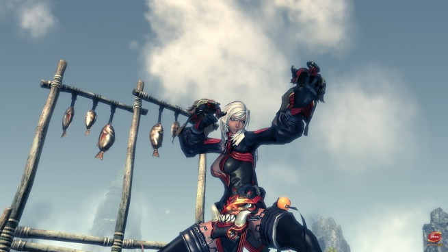 Blade & Soul MMO 2012