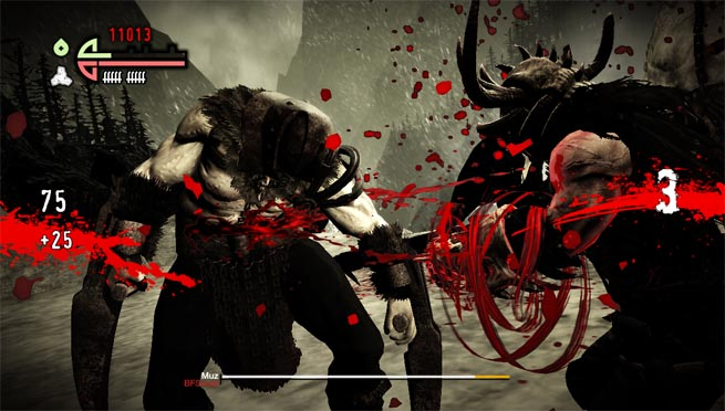 Bloodforge, a fantasy action-adventure from Climax for Xbox 360