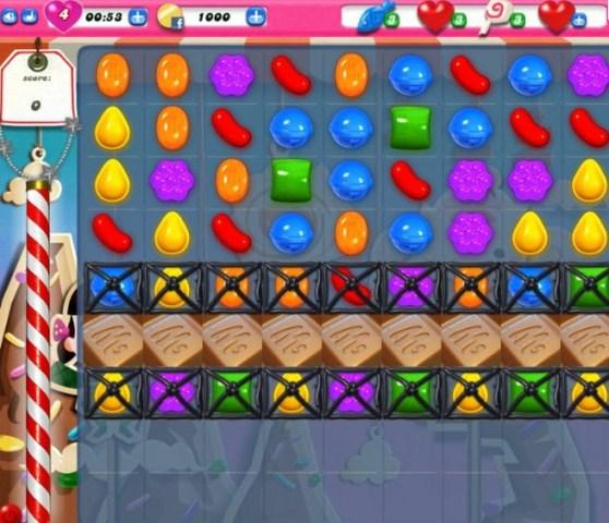 King's Candy Crush Saga.