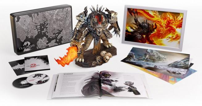 Guild Wars 2 Collector's Edition 2012 MMO beta pre-order bonus