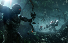 Crysis 3 Prophet bow