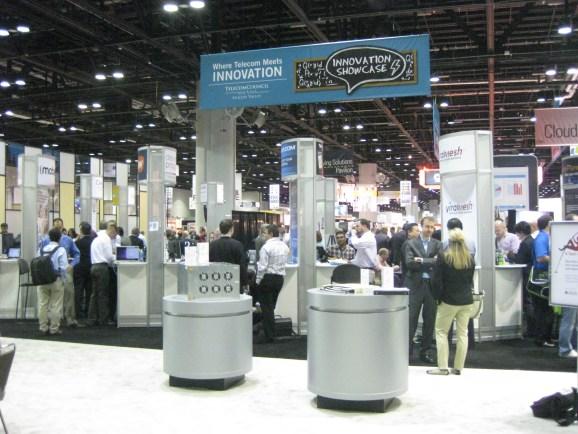 CTIA 2011 Innovation showcase pavilion