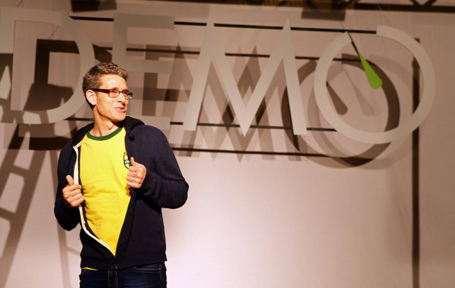 Demo Spring 2012 stage Matt Marshall