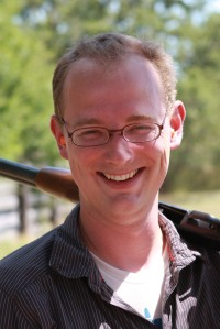 Toopher cofounder and CTO Evan Grim