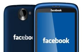 Facebook phone announced