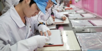 Apple supplier Foxconn sees profits drop due to higher employee costs