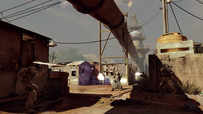 Ghost Recon Future Soldier, coming in May 2012 from Ubisoft