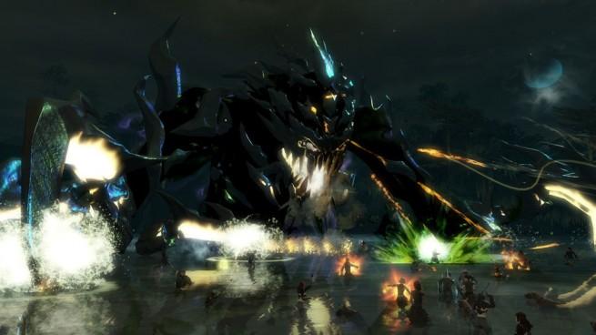 Guild Wars 2 MMO beta 2012