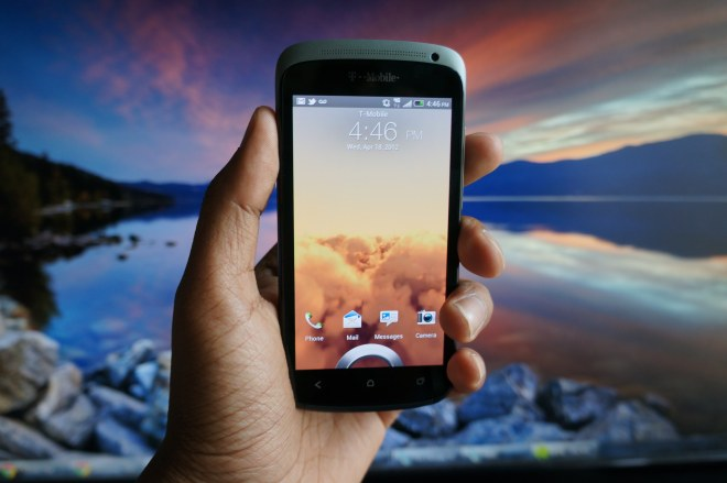 HTC One S for T-Mobile