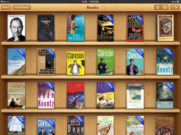 ibooks, ebooks