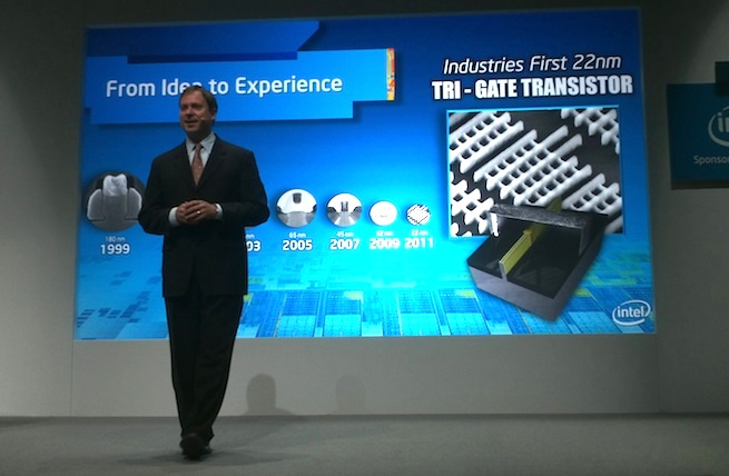 Intel Ivy Bridge Launch