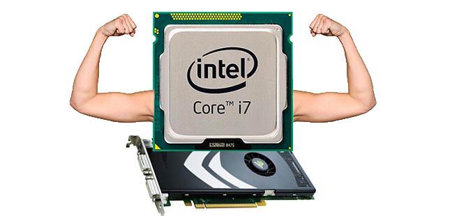 Intel versus Nvidia