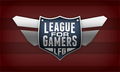 Logo for League of Gamers