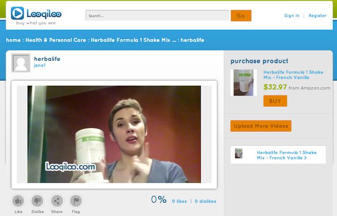 Looqiloo video marketplace