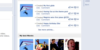 'Magical' video editor Magisto updates Facebook Timeline app, hopes for Viddy-like user bump