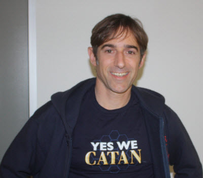 Mark Pincus, co-founder of Zynga, tells us where it's at.