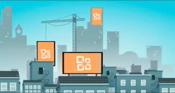 Office 15 demo screenshot