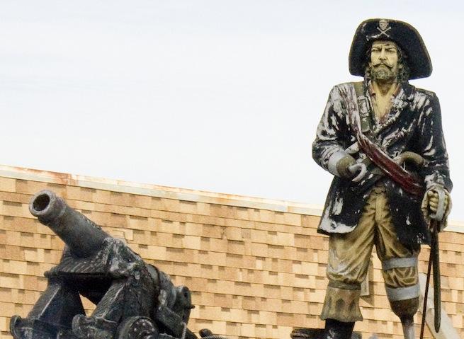 Pirate injunction