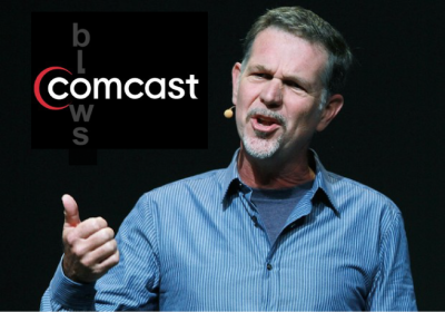reed hastings comcast