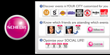 Sched.it wants to revamp how you discover events in the social age