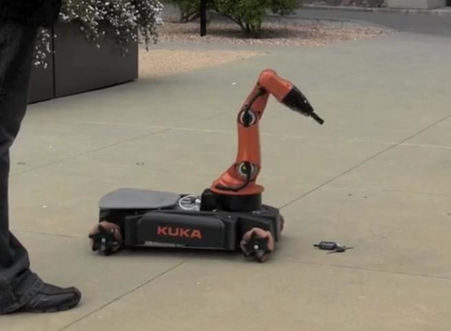 Kuka Laboratories Robot
