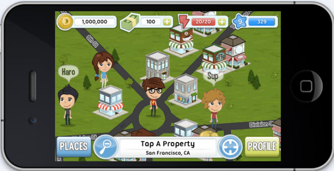 the tap lab raises 550k to fund location based mobile games