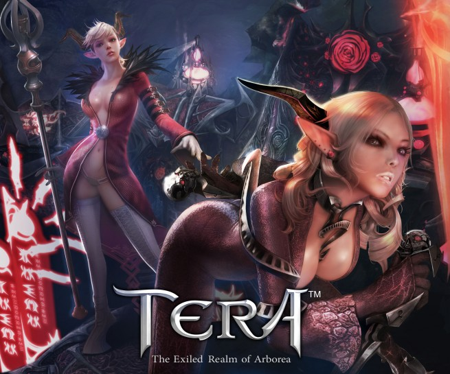 TERA MMO 2012 pre-order bonus collector's edition