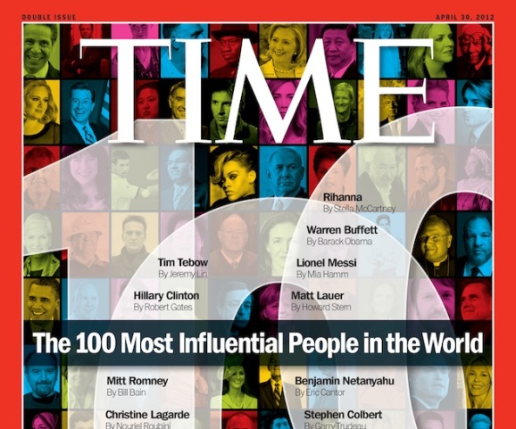 Time 100 most influential Tech