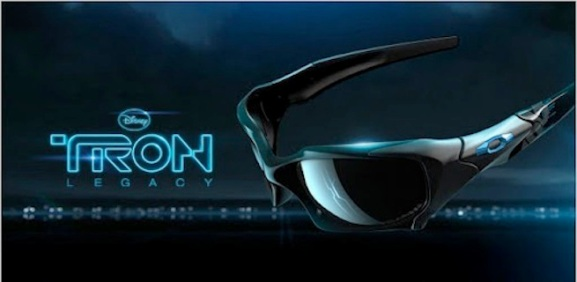 Tron Sunglasses Oakley