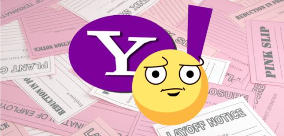 Yahoo Layoffs