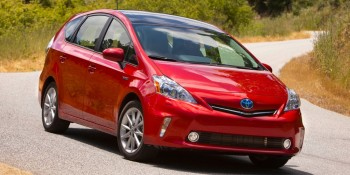 Toyota registers 'Prius Prime' trademark, suggesting a new hybrid model