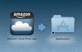 Amazon cloud drive desktop App