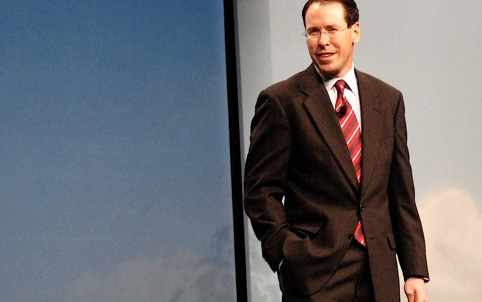 AT&T CEO