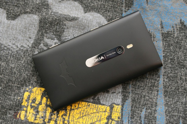 Nokia Lumia 900 Batman phone