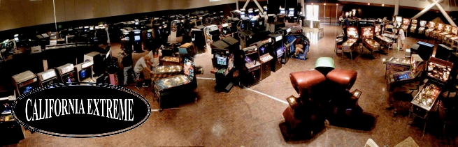 Califonia Extreme Pinball and Arcade Show