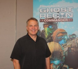 Ghost Recon Commander chris early 2