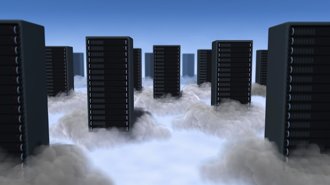 Companies in the cloud