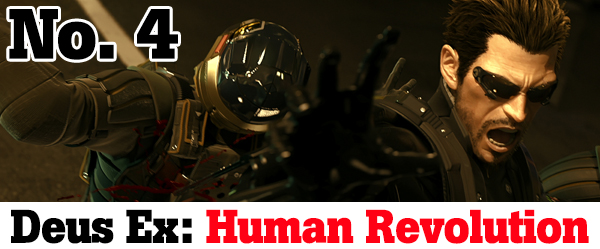 Deus Ex: Human Revolution -- Number 4