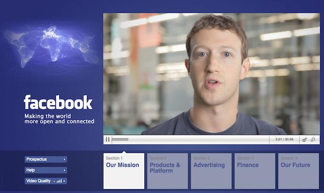 Facebook roadshow video