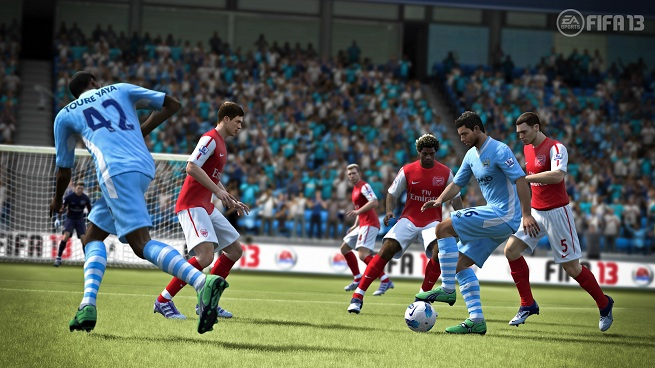 FIFA 13 action