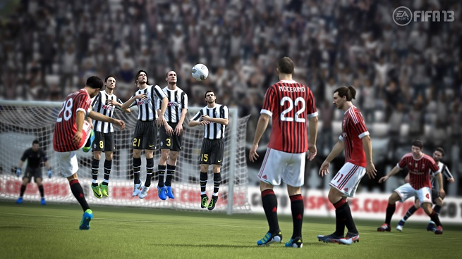 FIFA 13 - Free kick