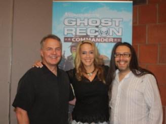 ghost recon trio