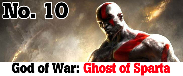 God of War: Ghost of Sparta -- Number 10