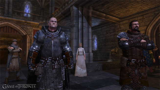 Game of Thrones, from Cyanide Studio and Atlus for PS3, Xbox 360, and PC