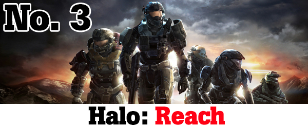 Halo: Reach -- Number 3
