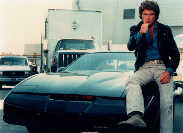 With Dragon Drive, you can have your own Kitt from Knight Rider
